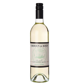 "American Wine Green & Red ""Catacula Vineyard""  Sauvignon Blanc Napa Valley 2014 750ml"