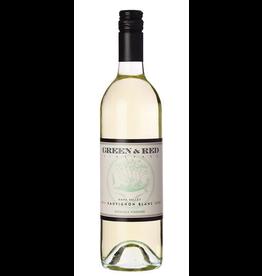 "Green & Red ""Catacula Vineyard""  Sauvignon Blanc Napa Valley 2014 750ml"