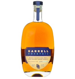 "Barrell Craft ""Dovetail"" Americna Whiskey 750ml"
