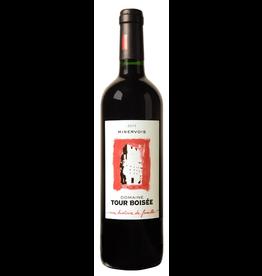 """French Wine Domaine Tour Boisée """"Une Histroire de Famille"""" Minervois 2017 750ml"""