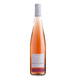 French Wine Burckel Jung Pinot Noir Rosé Alsace 2017 750ml