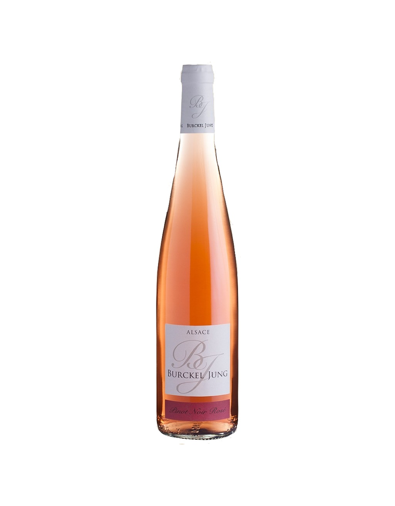 French Wine Burckel Jung Pinot Noir Rosé Alsace 2018 750ml