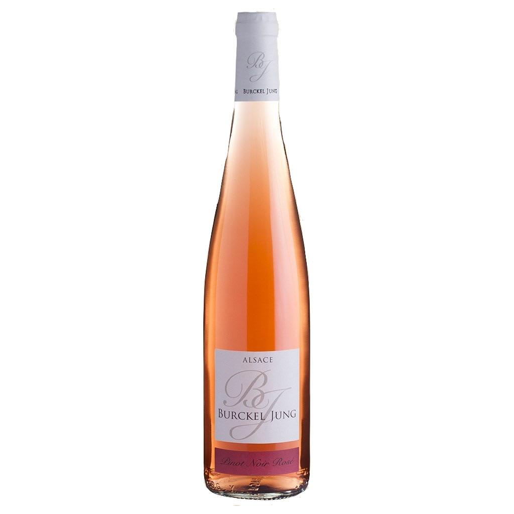 French Wine Burckel Jung Pinot Noir Rosé Alsace 2017 750ml