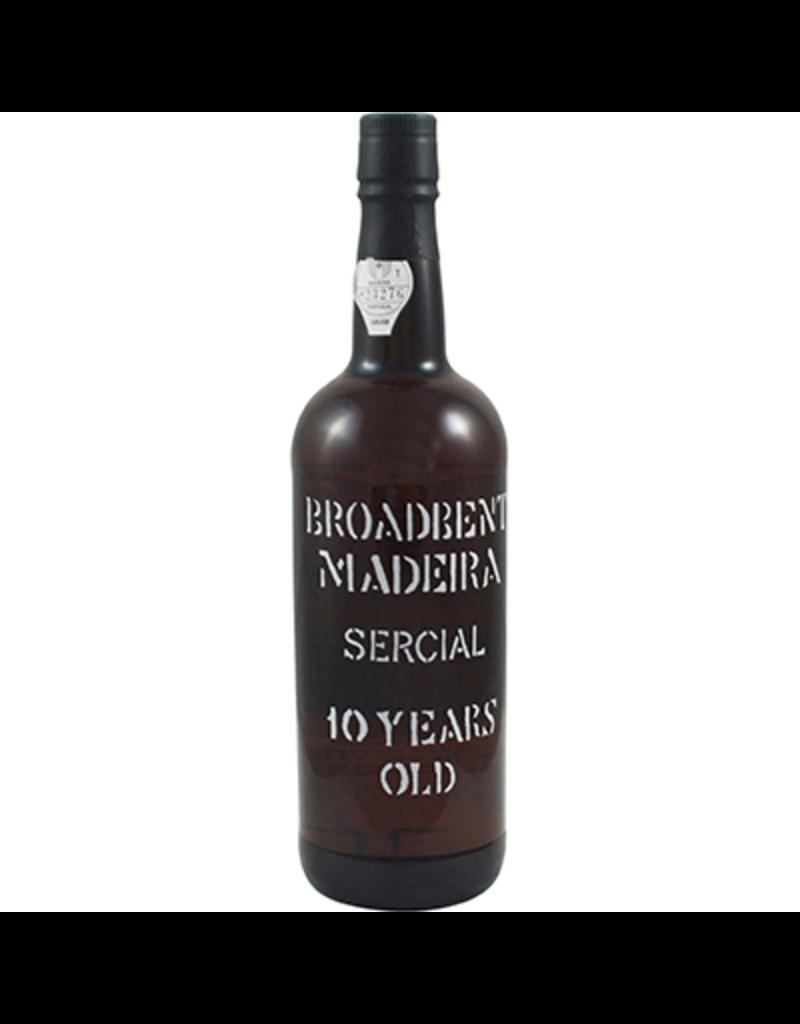 Dessert Wine Broadbent Sercial 10 Year Madeira 750ml