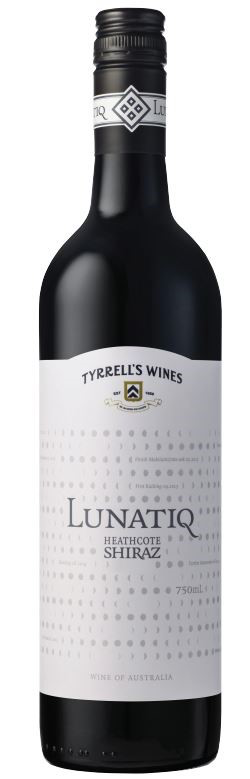 "Australia/New Zealand Wine Tyrrell's Wines ""Lunatiq"" Shiraz Hunter Valley 2013 750ml"