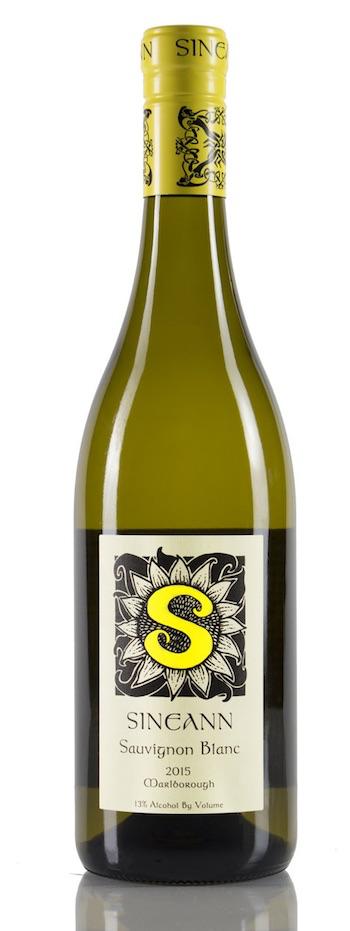 Australia/New Zealand Wine Sineann Sauvignon Blanc Marlborough New Zealand 2016 750ml