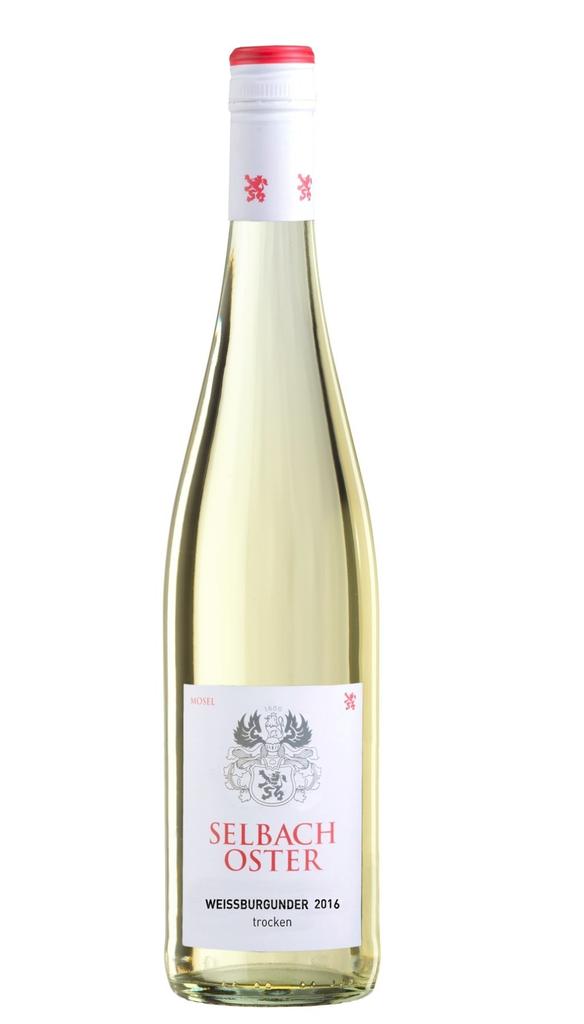 German Wine Selbach-Oster Pinot Blanc Mosel 2016 750ml