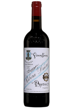 "Spanish Wine Protos ""27"" Ribera del Duero 2015 750ml"