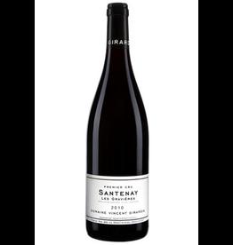 "French Wine Vincent Girardin Santenay ""Les Graviéres"" 1er Cru 2011 750ml"