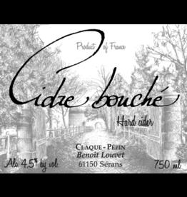 "Cider Claque-Pépin ""Cidre Bouche"" Hard Cider 750ml"