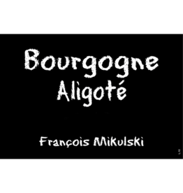 French Wine Francois Mikulski Bourgogne Aligote 2016 750ml