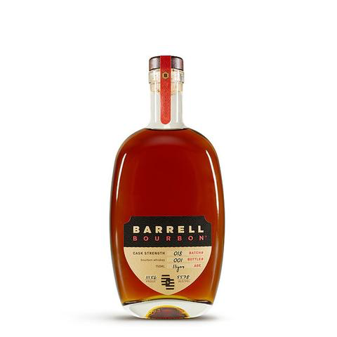 Bourbon Barrell Craft Bourbon Batch #018 11 Years 111.56 Proof 750ml