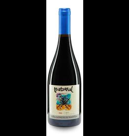 "South American Wine Viña Gonzalez Bastias ""Matorral"" Pais Maule Valley Chile 2017 750ml"