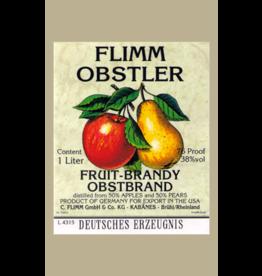 Flimm Obstler Fruit-Brandy 1L