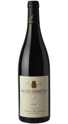 French Wine Franck Balthazar Crozes-Hermitage 2016 750ml