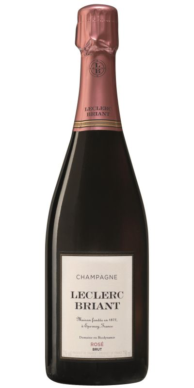 Sparkling Wine Leclerc Briant Rosé Brut NV 750ml