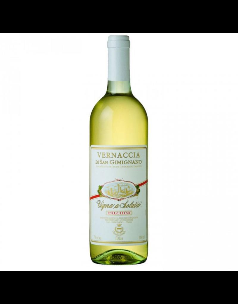 """Italian Wine Falchini Vernaccia di San Gimignano """"Vigna a Solatio"""" 2017 750ml"""