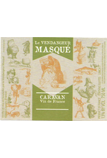 "French Wine De Moor ""Le Vendangeur Masqué"" ""Caravan"" Vin de France 2017 750ml"