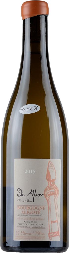 French Wine De Moor Bourgogne Aligote 2017 750ml