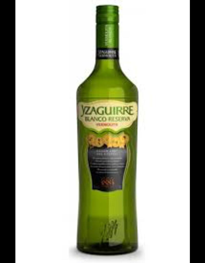 Vermouth Yzaguirre Blanco Reserva Vermouth 1L