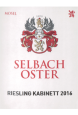 German Wine Selbach Oster Riesling Kabinett 2016 750ml