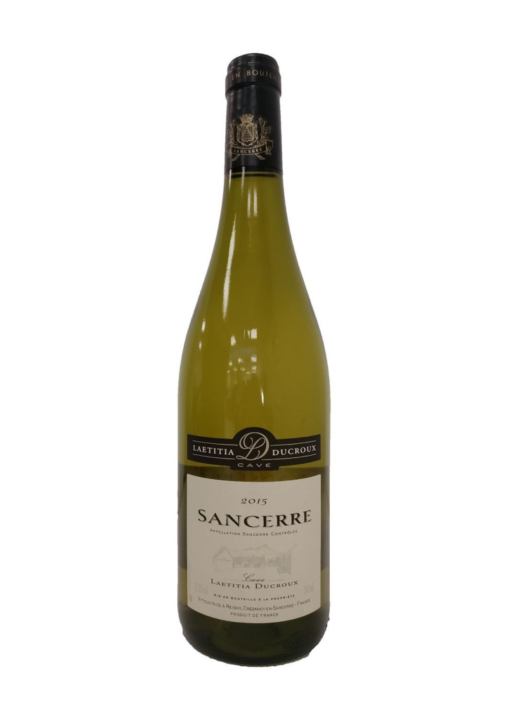 French Wine Cave Laetitia Ducroux Sancerre Blanc 2017 750ml