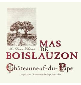 French Wine Mas de Boislauzon Chateauneuf-du-Pape Rouge 2016 750ml