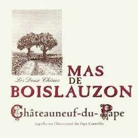 French Wine Mas de Boislauzon Chateauneuf-du-Pape Rouge 2016 750ml