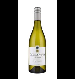 Omaka Springs Estate Single Vineyard Sauvignon Blanc Marlborough New Zealand 2017 750ml