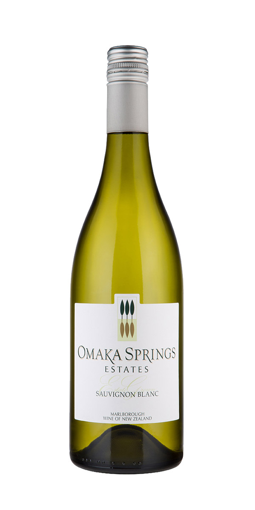 Australia/New Zealand Wine Omaka Springs Estate Single Vineyard Sauvignon Blanc Marlborough New Zealand 2017 750ml