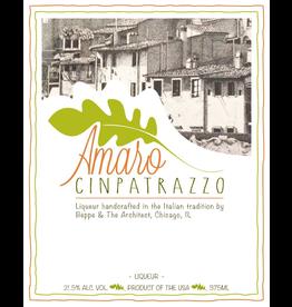 Cinpatrazzo Amaro 750ml
