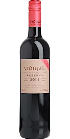 Portuguese Wine Vidigal Reserva Vinho Tinto 2017 Lisboa Portugal 2017 750ml