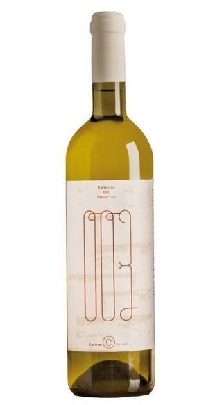 "Italian Wine Castrum Morisci ""003"" Falerio Pecorino 2016 750ml"