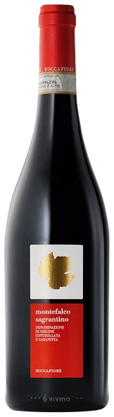 Italian Wine Roccafiore Montefalco Sagrantino 2013 750ml
