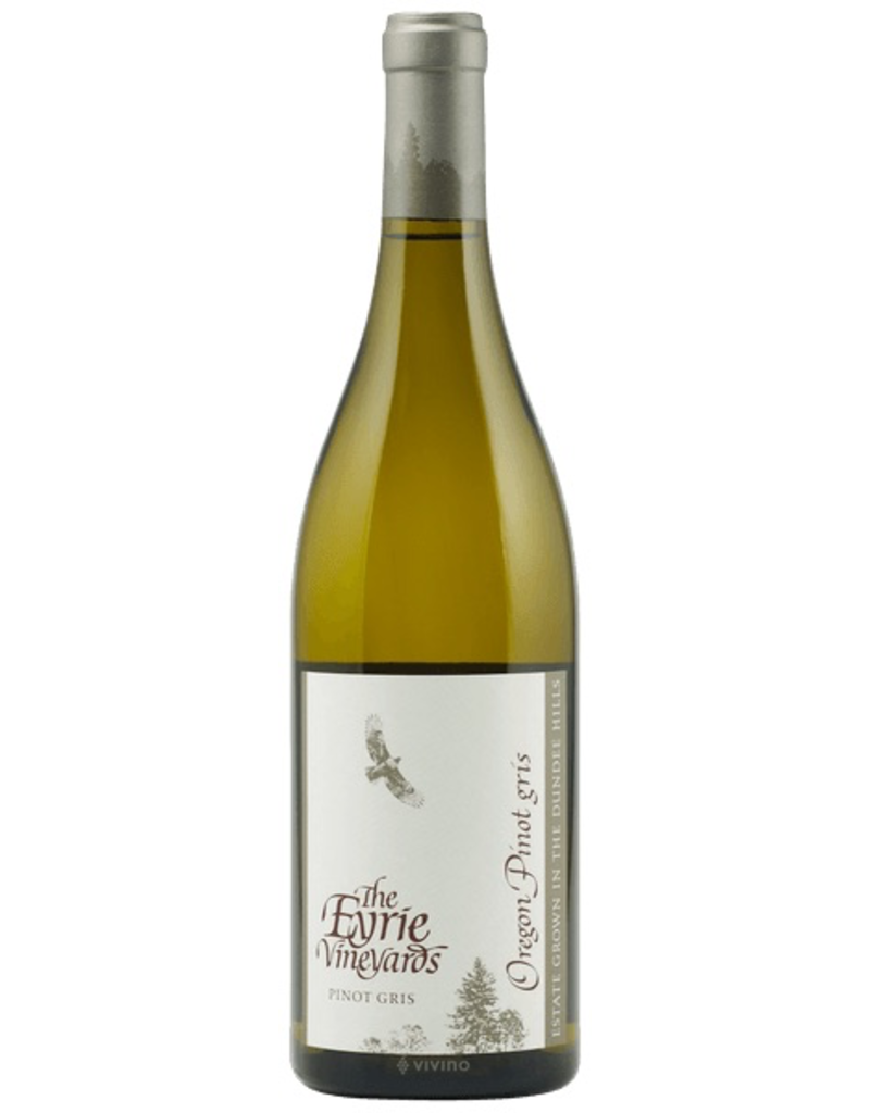 The Eyrie Pinot Blanc Dundee Hills Oregon 2017 750ml