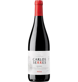 Spanish Wine Carlos Serres Rioja Crianza 2015 750ml