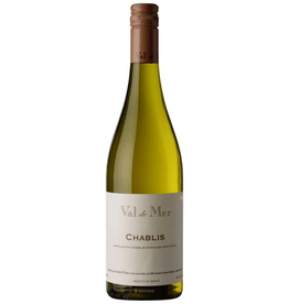 French Wine Val de Mer Chablis 2016 750ml