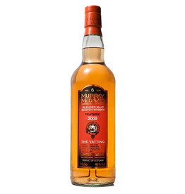 "Scotch Murray McDavid ""Peatside"" 2010 ""The Vatting"" Limited Release Blended Malt Scotch Whisky 750ml"
