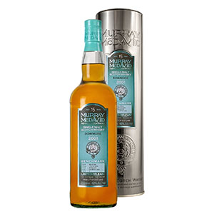 "Scotch Murray McDavid Bowmore 2001 ""Benchmark"" Limited Release 15 Year 750ml"