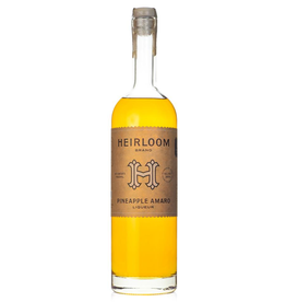 Heirloom Pineapple Amaro Liqueur 750ml
