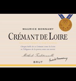 Sparkling Wine Maurice Bonnamy Crémant de Loire Brut Rosé 750ml