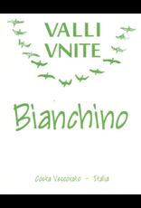 """Italian Wine Valli Unite """"Bianchino"""" Costa Vescovata Vino Bianco 2018 750ml"""