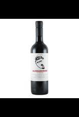 "Italian Wine Valli Unite ""Alessandrino"" Vino Rosso 2018 750ml"