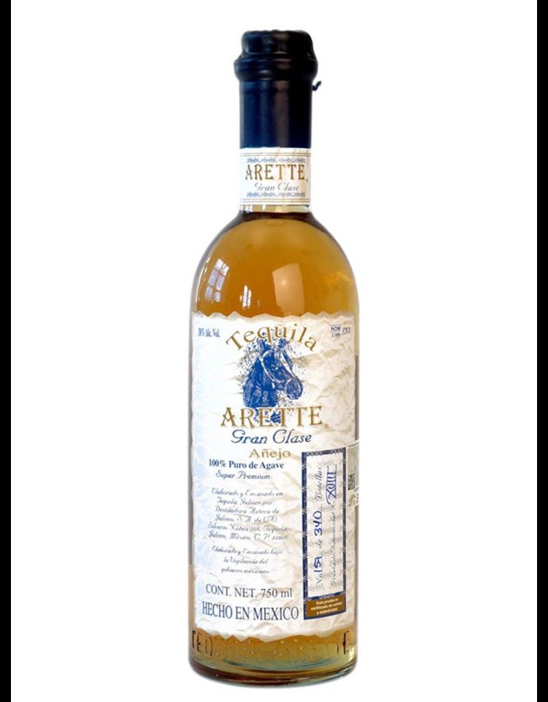 "Tequila/Mezcal Arette ""Gran Clase"" Extra Anejo Tequila 750ml"