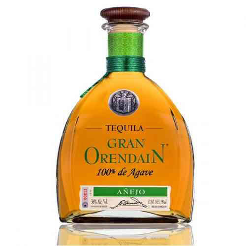 Tequila/Mezcal Gran Orendain Tequila Anejo 750ml