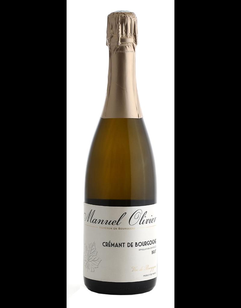 Manuel Olivier Crémant de Bourgogne Brut Rosé 750ml