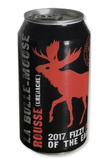 "American Wine Bonny Doon ""La Bulle-Moose Rousse"" Fizzy Red of the Earth Grenache 375ml Can"