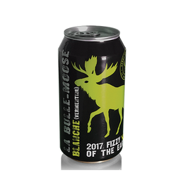 """Bonny Doon """"La Bulle Moose Blanche"""" Fizzy White of the Earth Vermentino 375ml Can"""