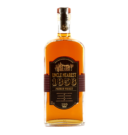 "Whiskey Uncle Nearest ""1856"" Premium Whiskey 750ml"