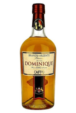 "Caffo ""Dominique"" Brandy Italiano Riserva 750ml"
